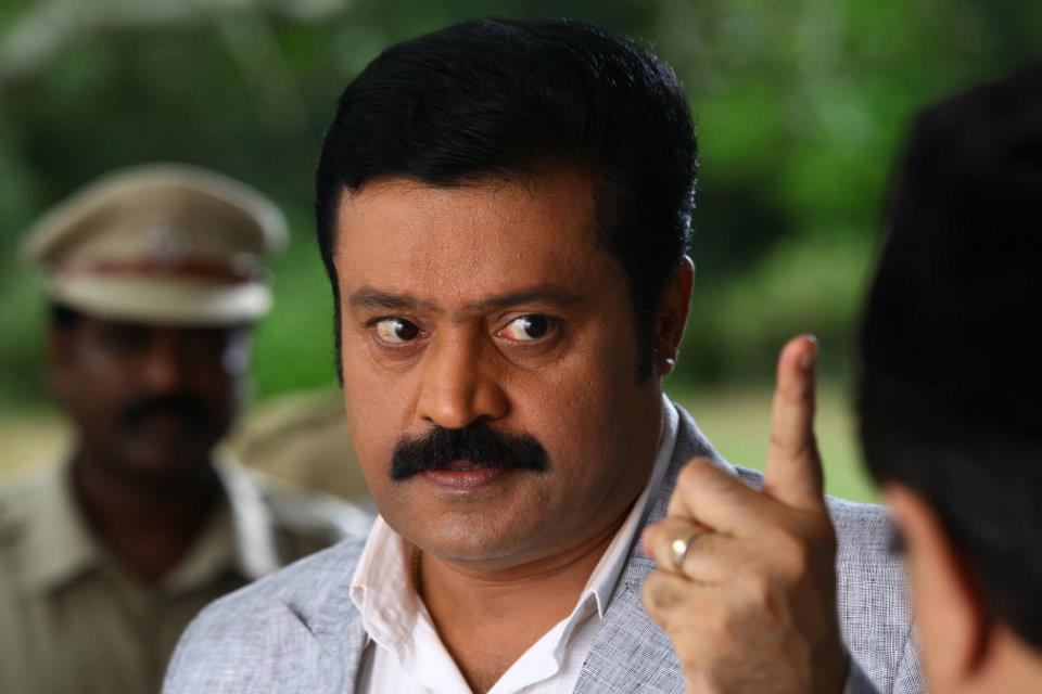 Suresh Gopi, Malayalam super star sworn in as Rajya Sabha ...