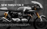 Thruxton R