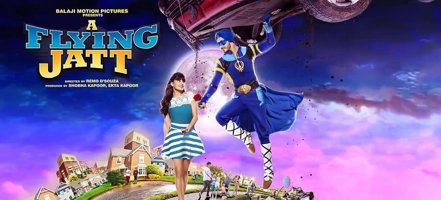 Top 10 reasons to watch World Television Premiere of A Flying Jatt on Zee Cinema