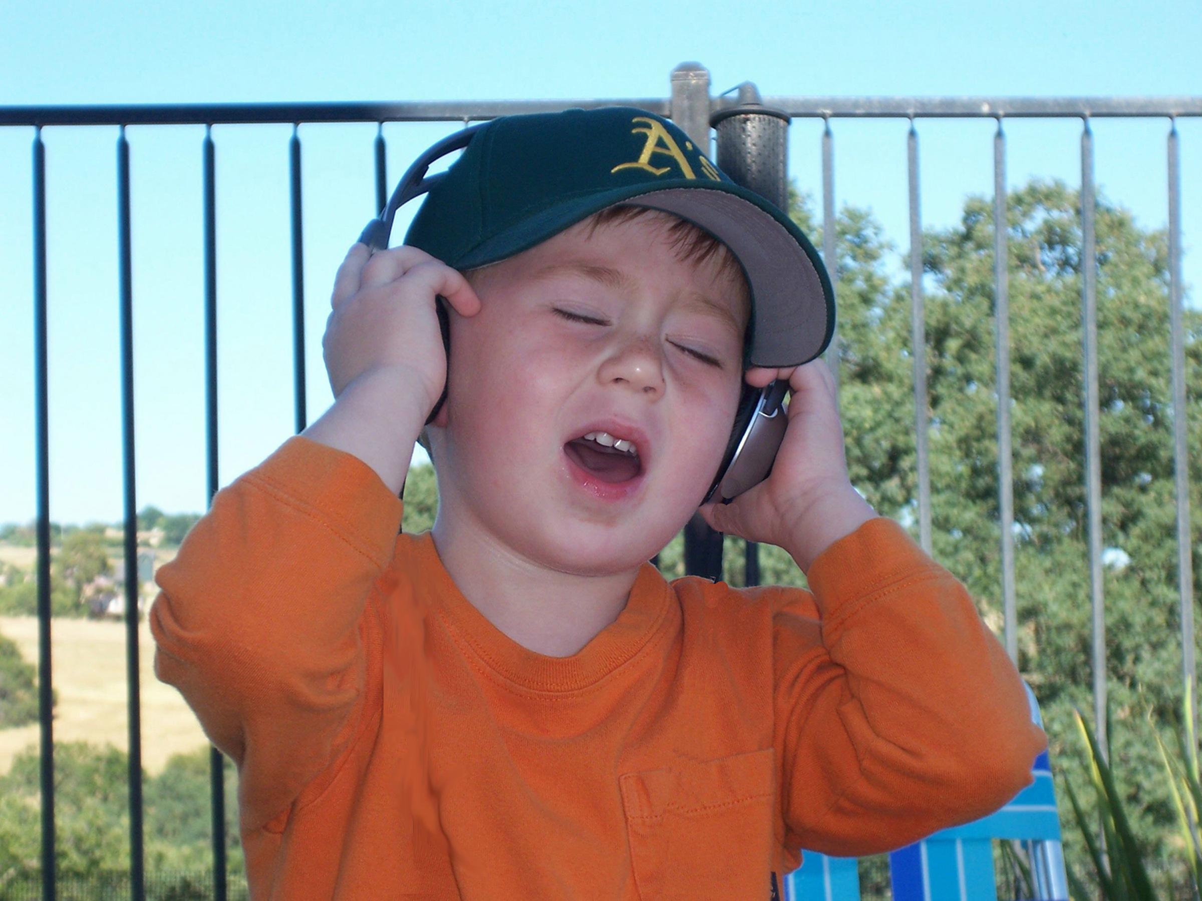 Kidz Gear Bluetooth Headphones for Kids