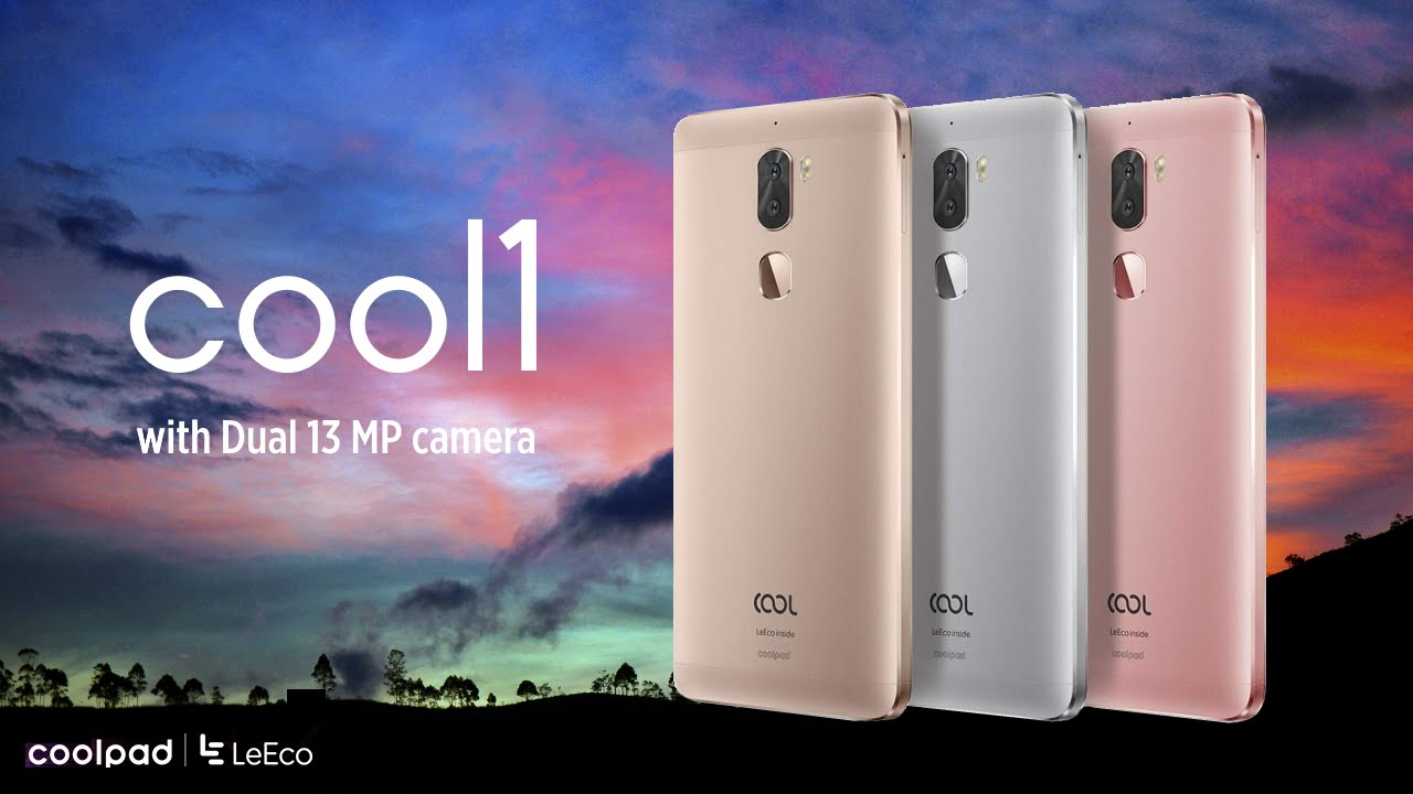 Coolpad Cool 1 Dual with dual-camera sensors launched at Rs 13999