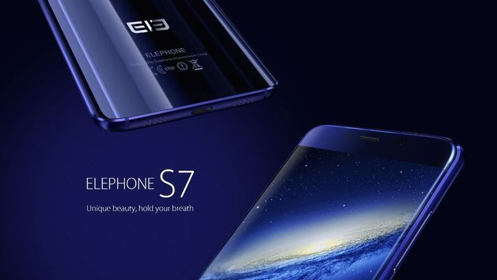 Elephone S7 is the best new year gift that you can't resist