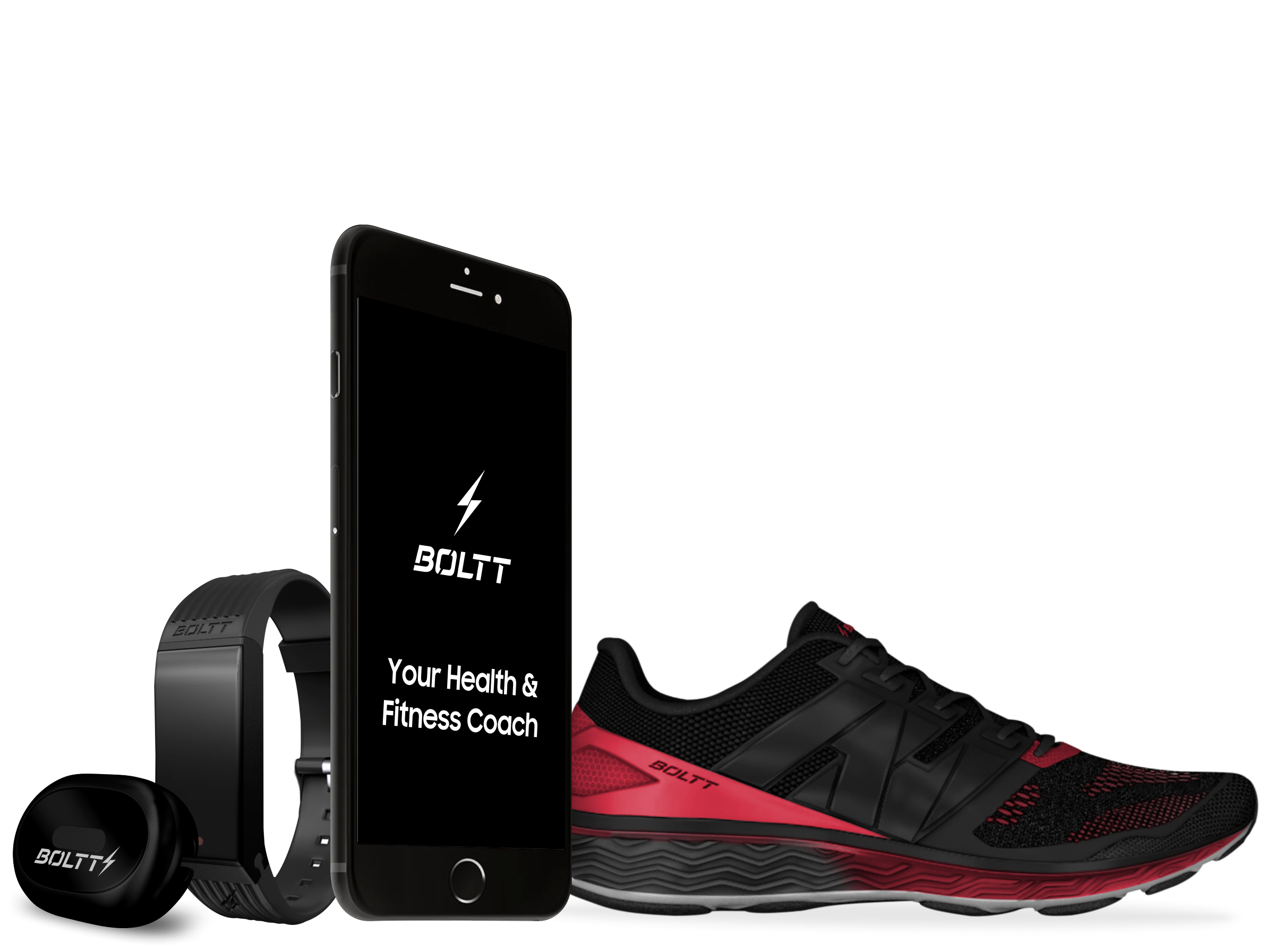 Boltt smart AI wearables launched at CES 2017