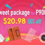 Elephone P9000 Super Sweet Package
