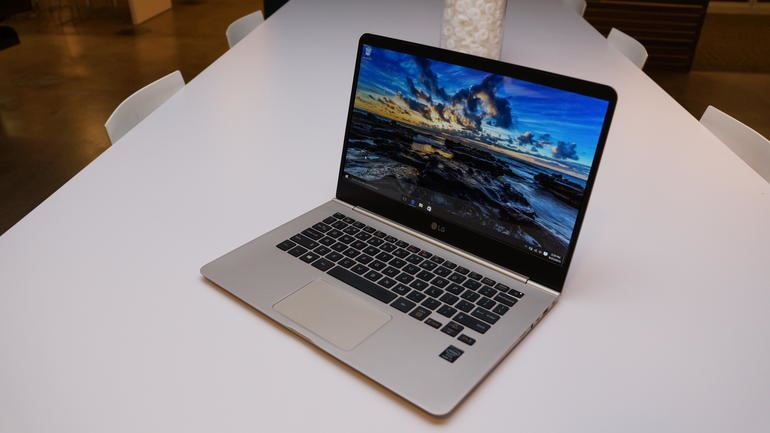 LG Gram 14 laptop with 24 hours of battery life launched at CES 2017