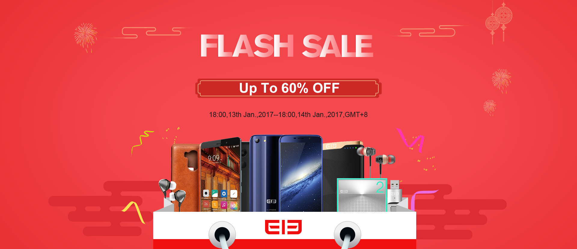 Elephone ThanksGiving Sale: elePhone products up for grabs at unbeatable offers and gifts