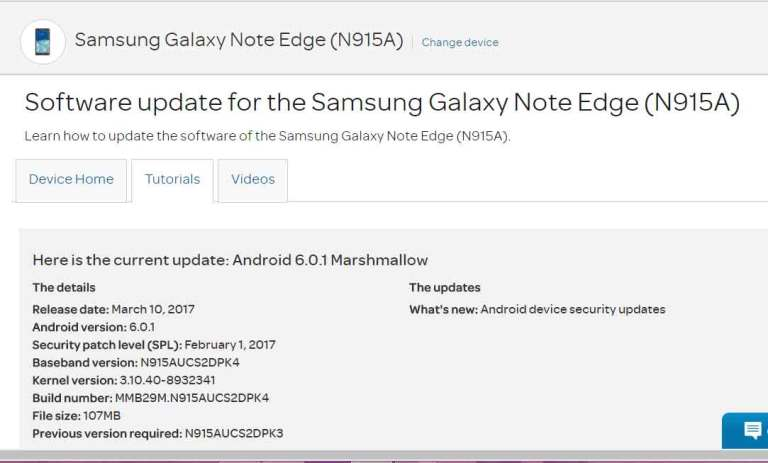 February security patch