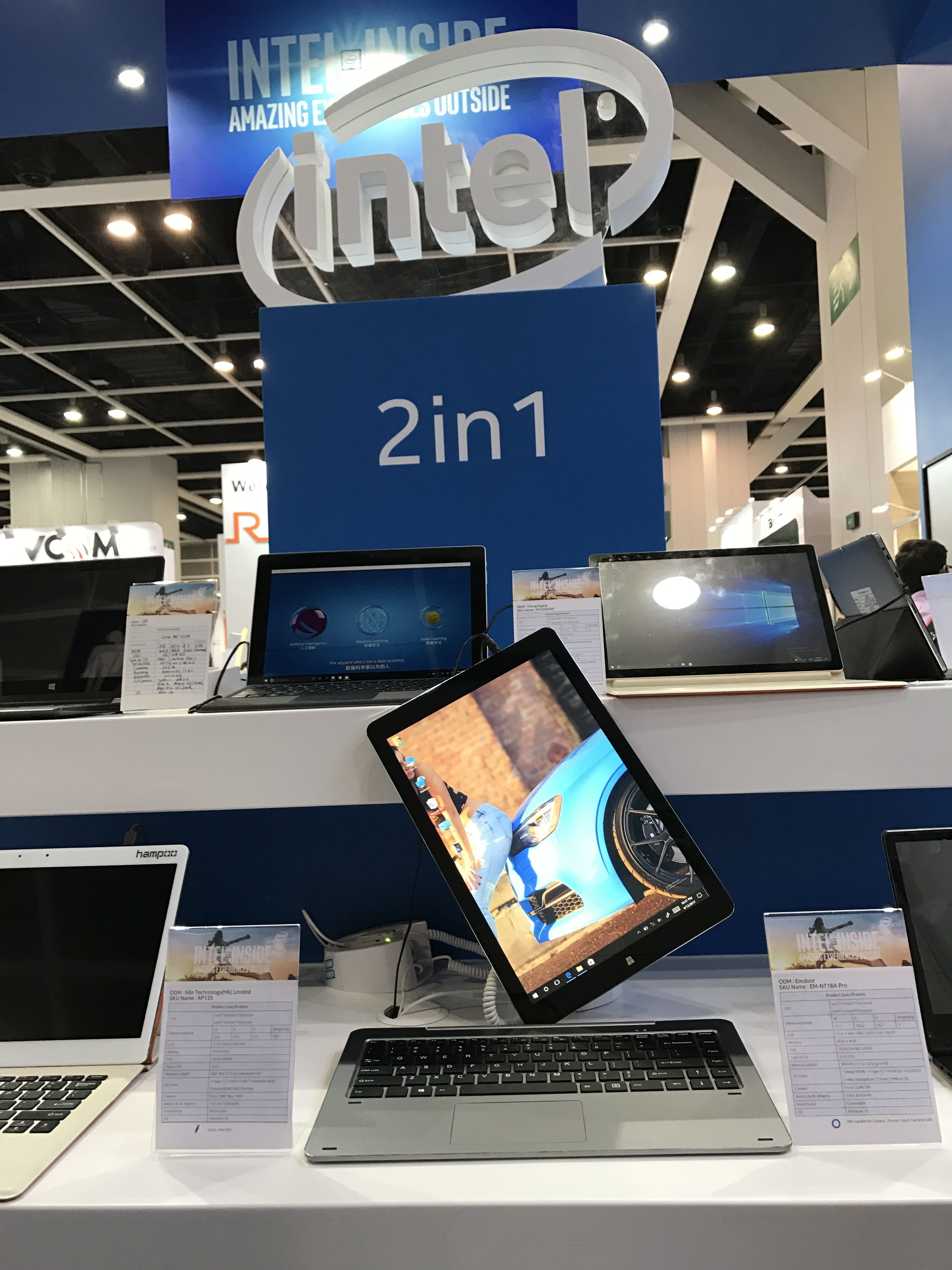 Chuwi LapBook 12.3 Expo