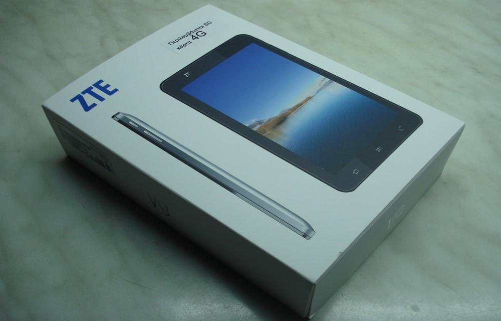 tablet zte q10 might