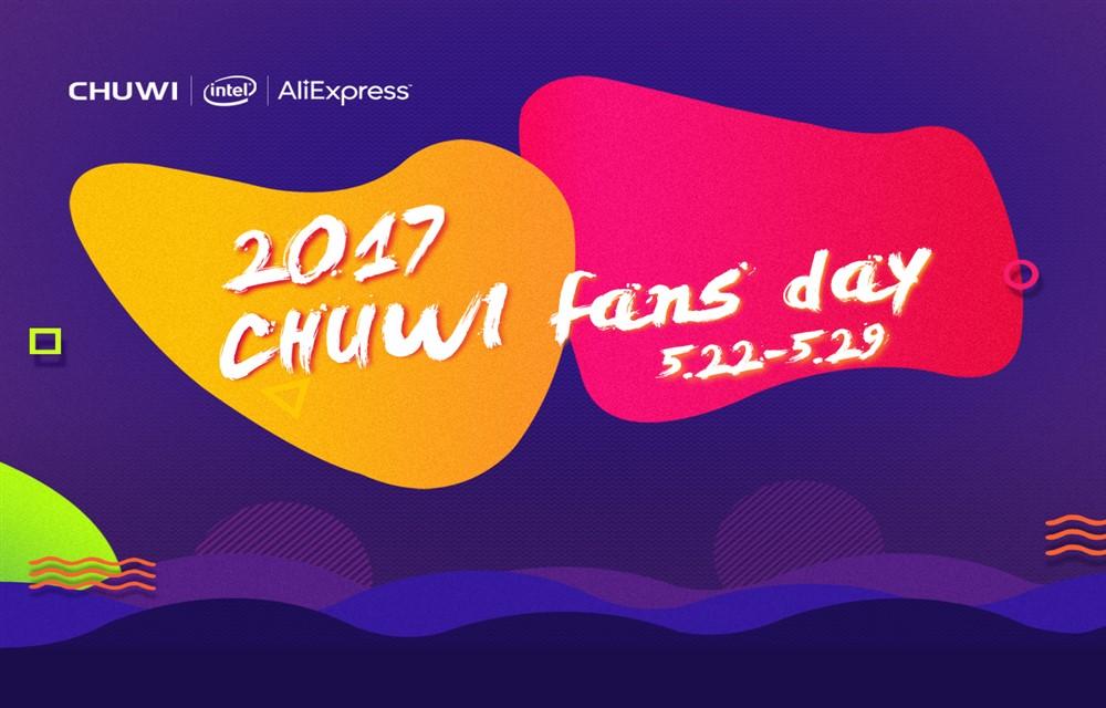 Chuwi Fans Day