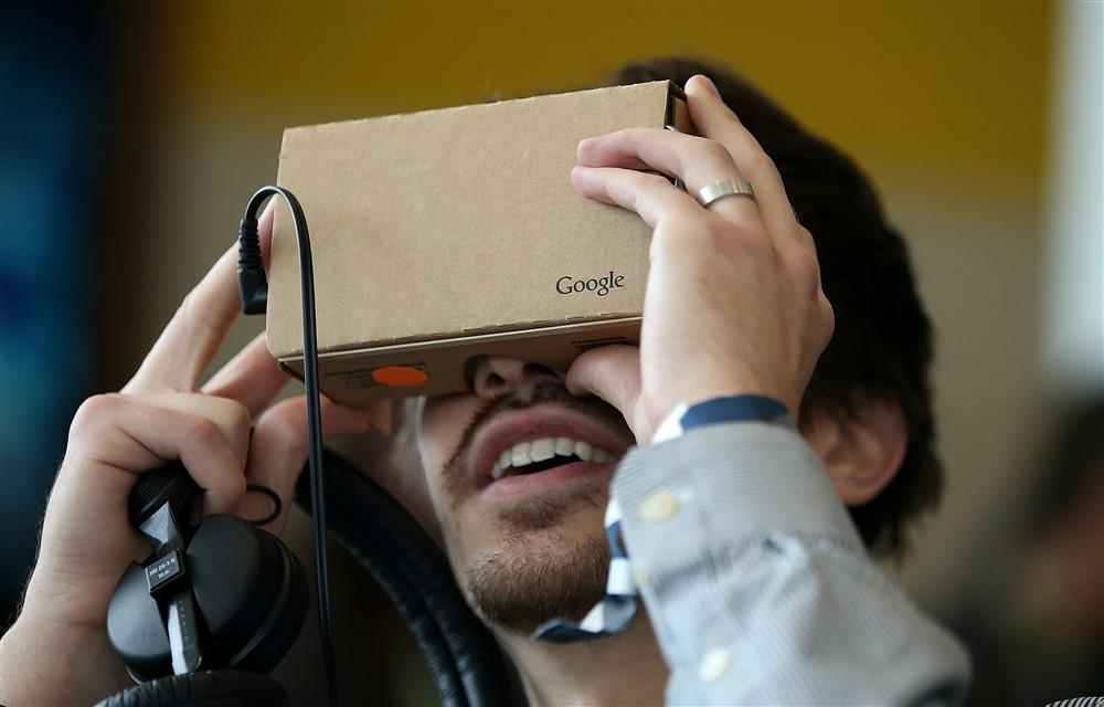 Kia Google Cardboard VR Headset