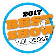 NAB 2017 Best of Show Award Logo