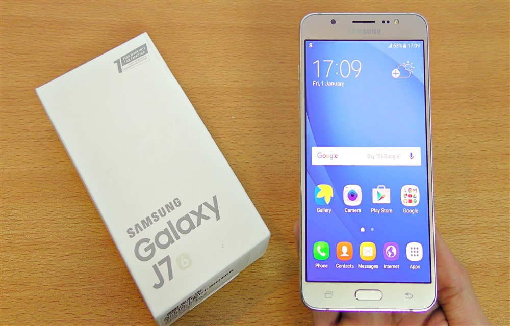 samsung galaxy j7 2017 surfaces on gfxbench with. Black Bedroom Furniture Sets. Home Design Ideas