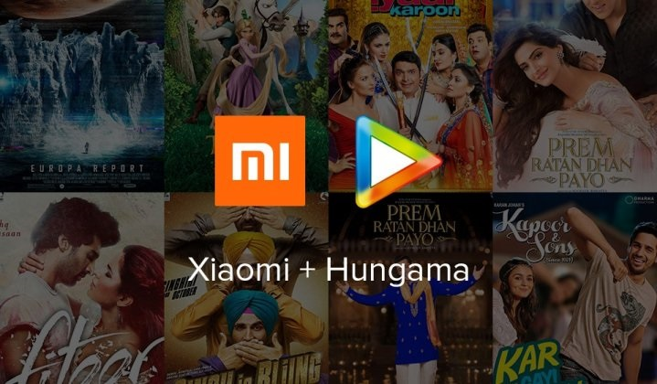 Xiaomi Hungama