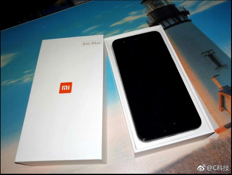 Xiaomi Mi6 Youth Edition