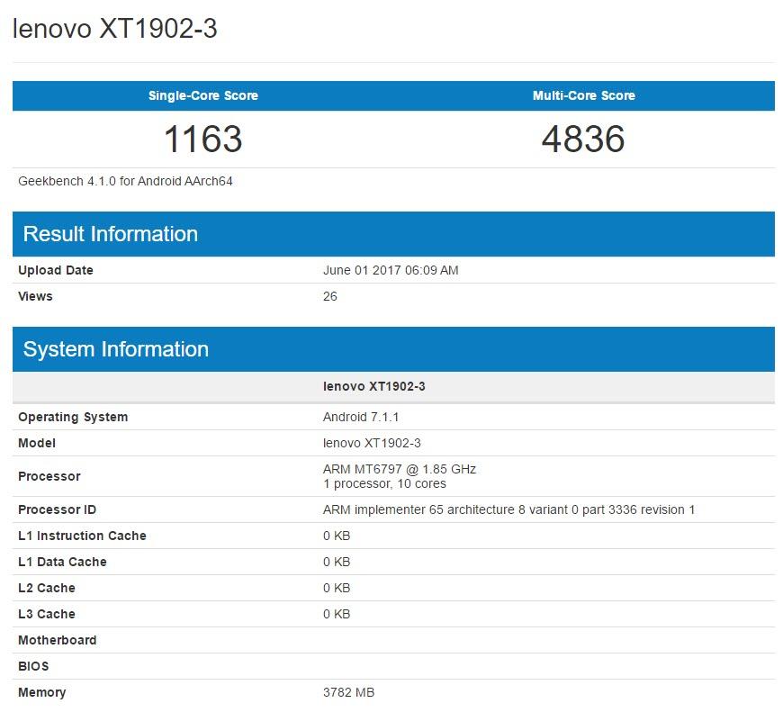 Lenovo XT1902-3