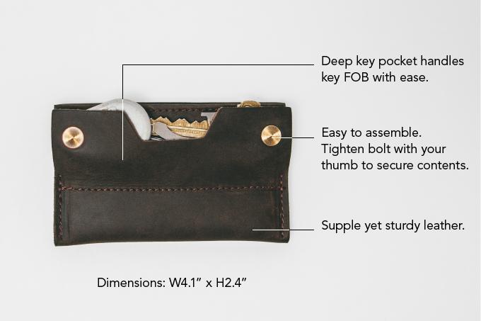 MKC Wallet features