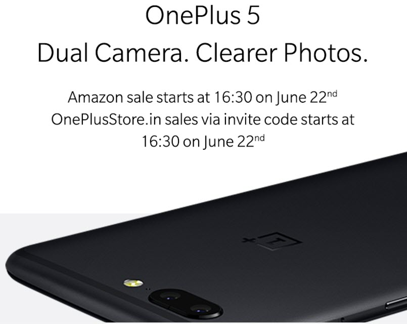 OnePlus 5 How to Buy