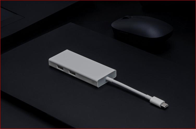 Xiaomi USB-C to Mini DP