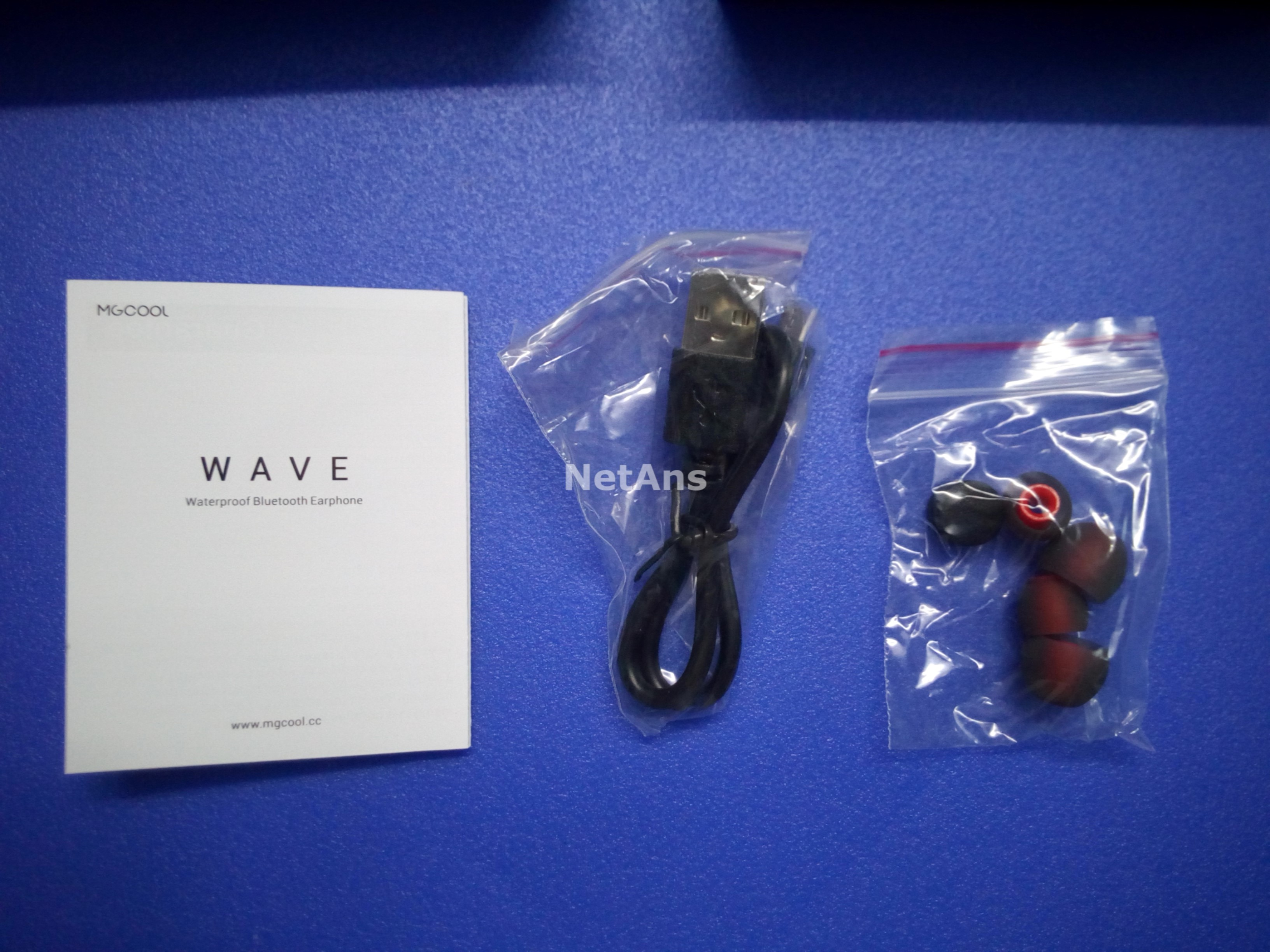 MGCOOL Wave accessories