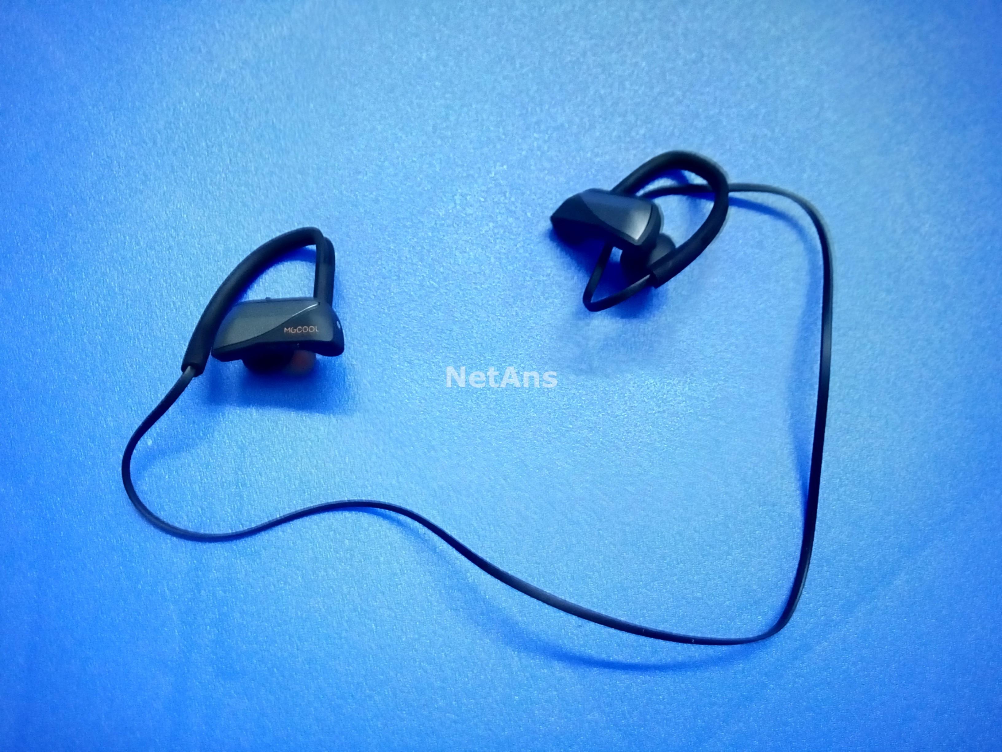 MGCOOL Wave earphone Power button