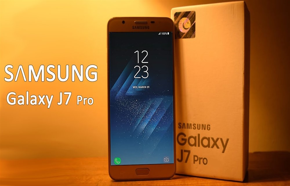 samsung galaxy j7 pro with android nougat listed on amazon usa. Black Bedroom Furniture Sets. Home Design Ideas