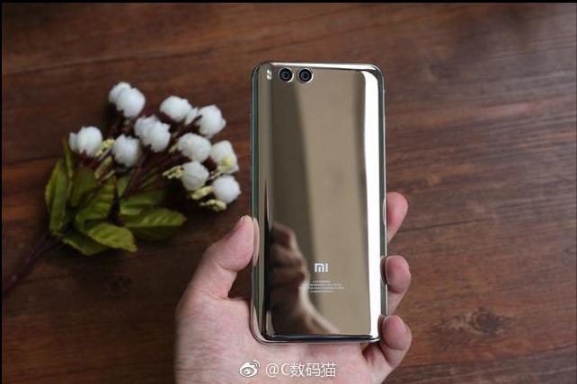 Xiaomi Mi 6 Mercury Silver Edition