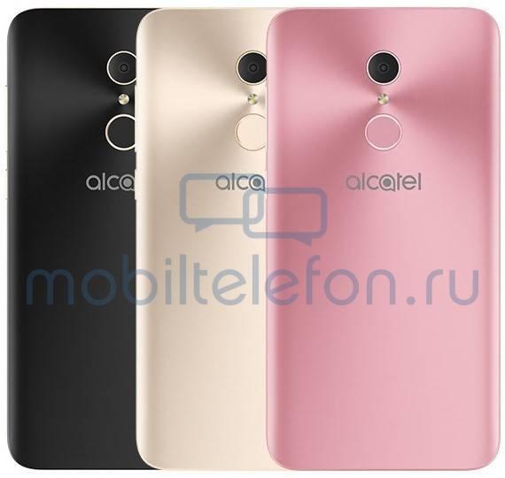 Alcatel A3 Plus 3G