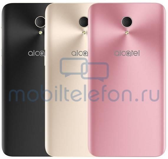 Alcatel A3 Plus 4G