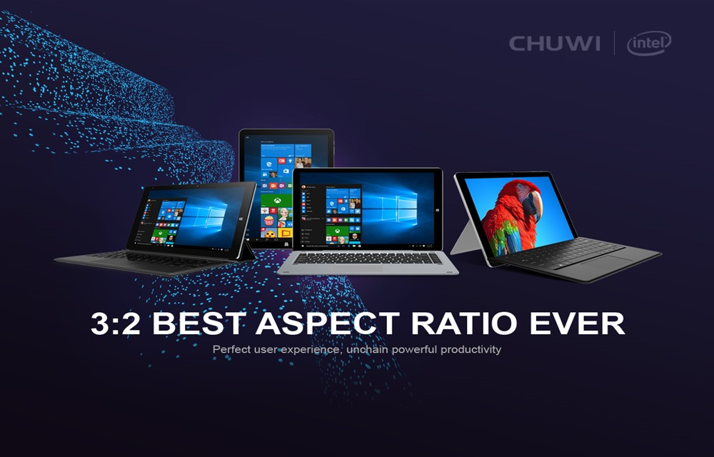 Chuwi Best Aspect Ratio