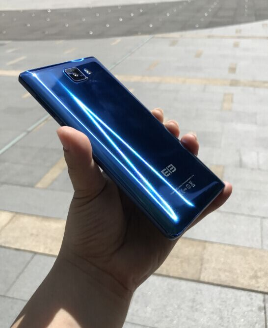 Elephone S8 Blue curved