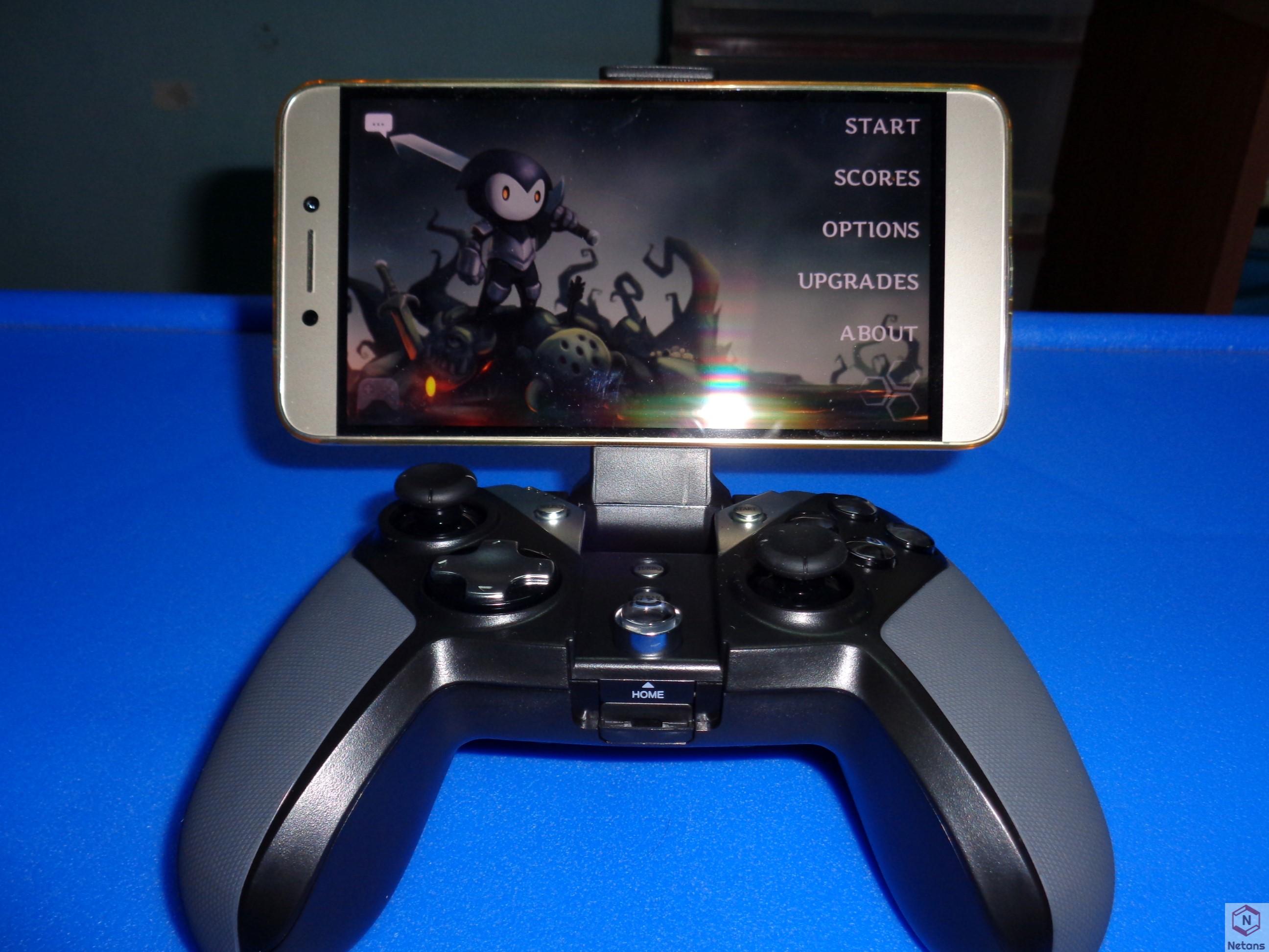GameSir G4s assembled