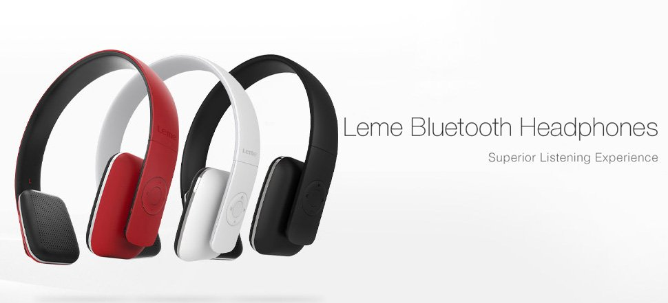 7d3368b7471 LeEco launches Leme Bluetooth headphones launched at Rs. 2499