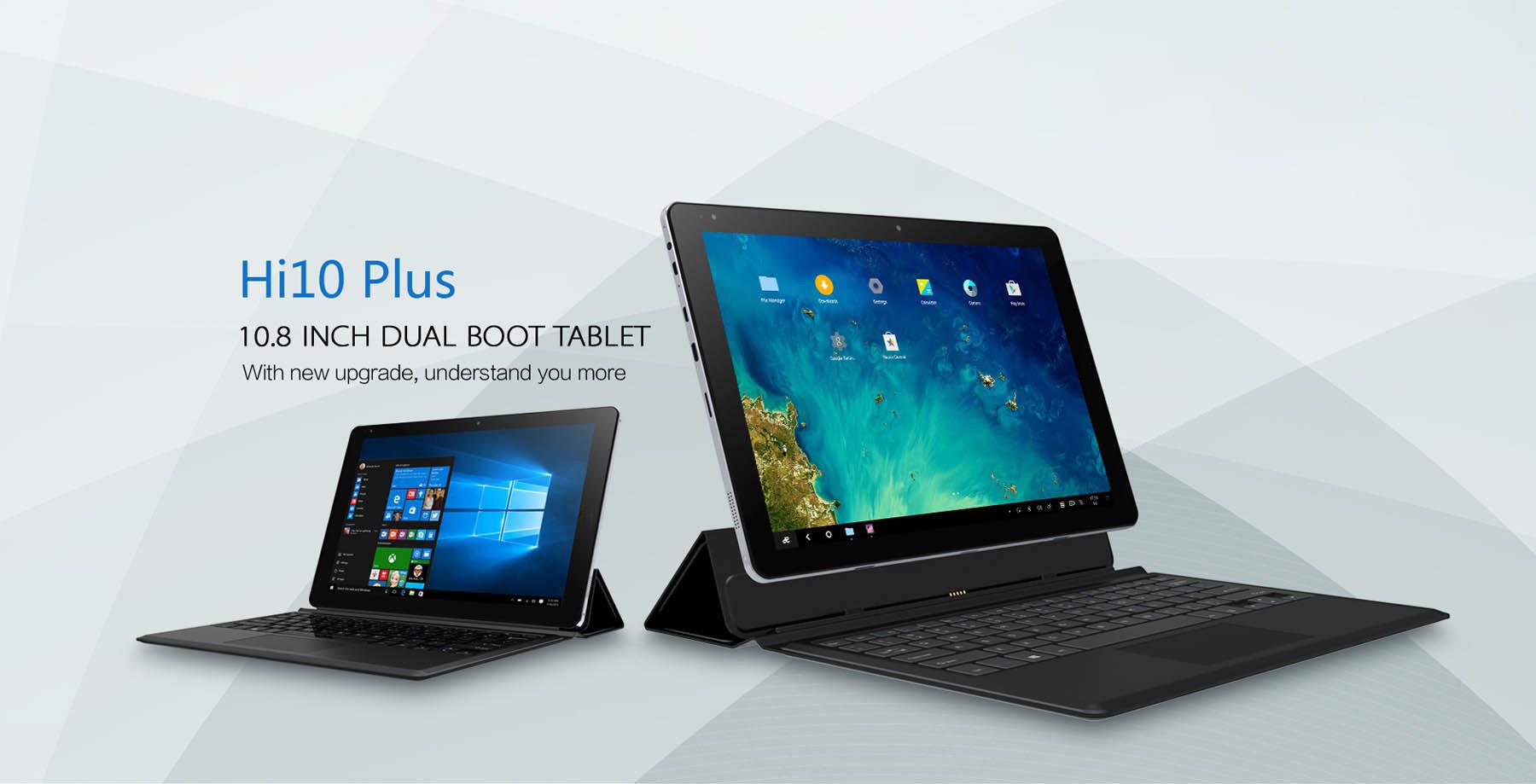 CHUWI HI10 PLUS Tablet PC