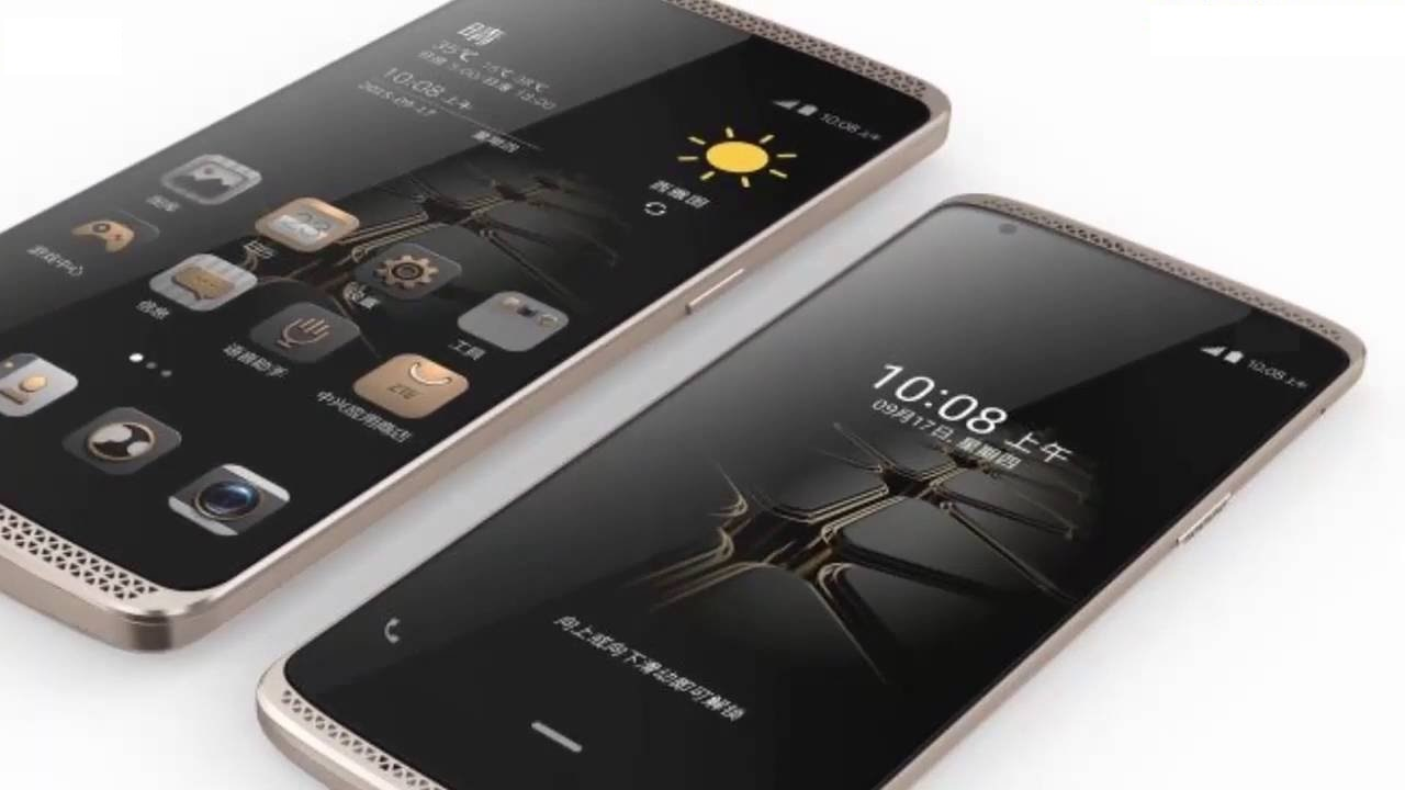 zte axon 7 mini launched with 3gb ram and dolby atmos audio at euro 299. Black Bedroom Furniture Sets. Home Design Ideas
