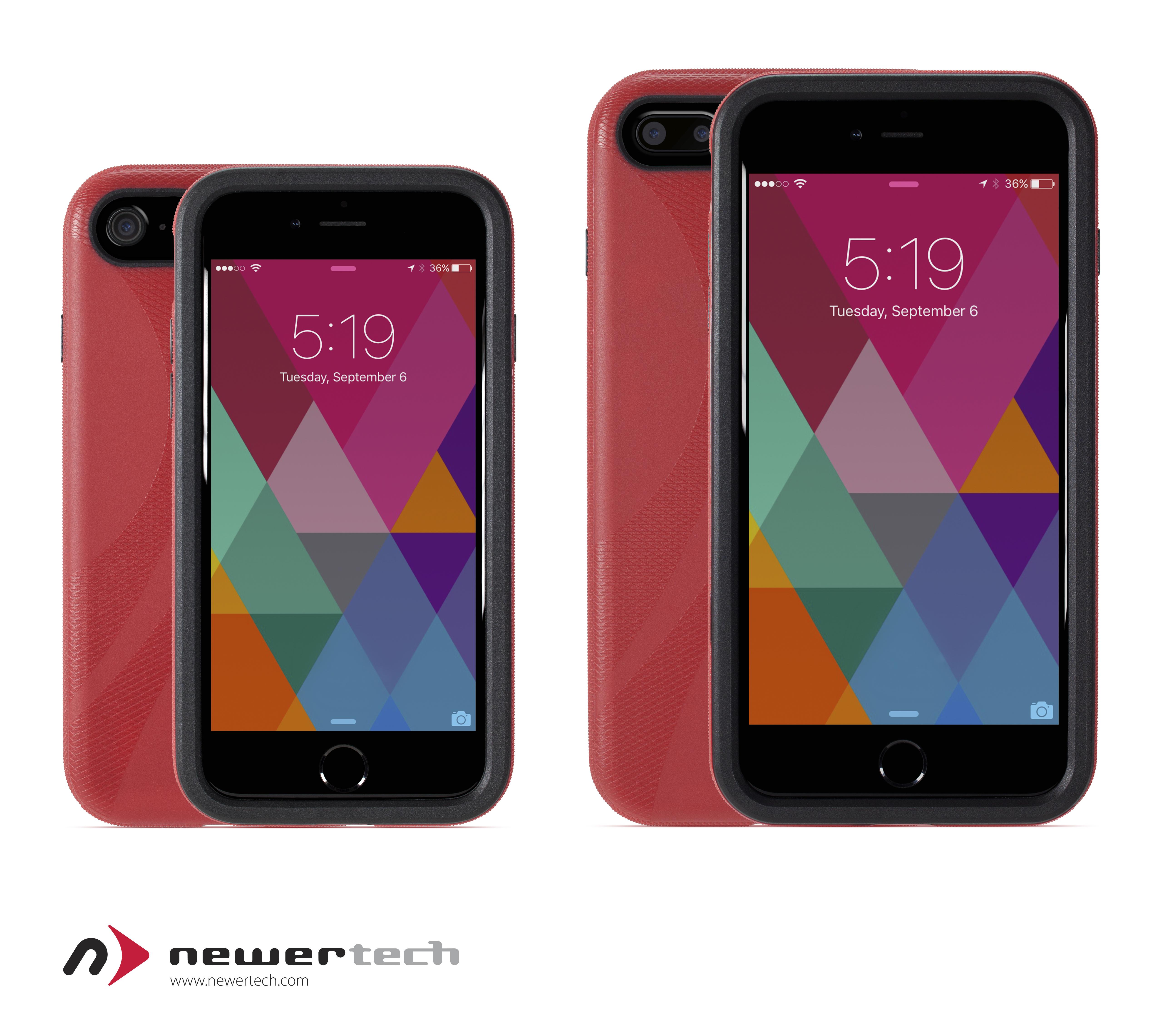 NewerTech NuGuard KXs Case for iPhone 7