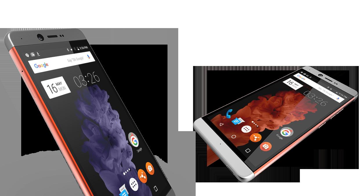 Smartron tphone
