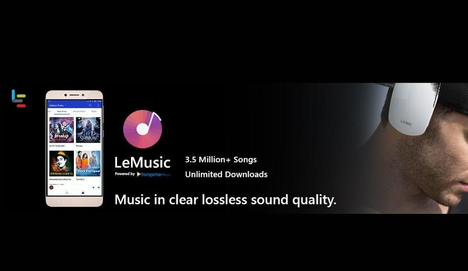 LeMusic App