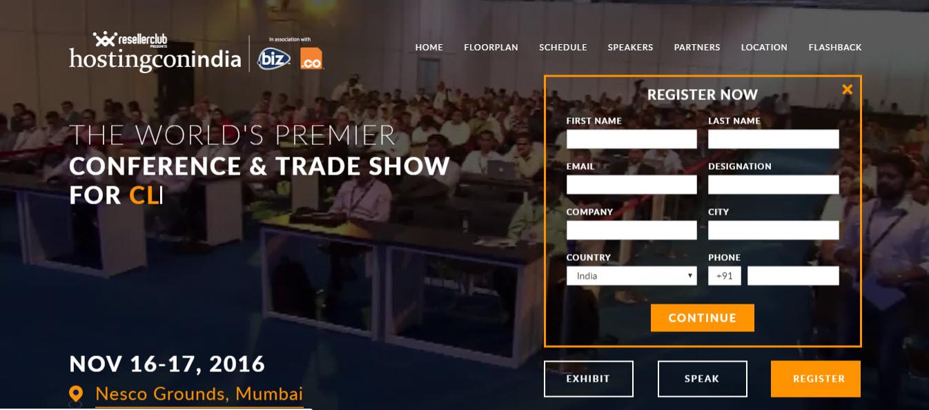 HostingCon India