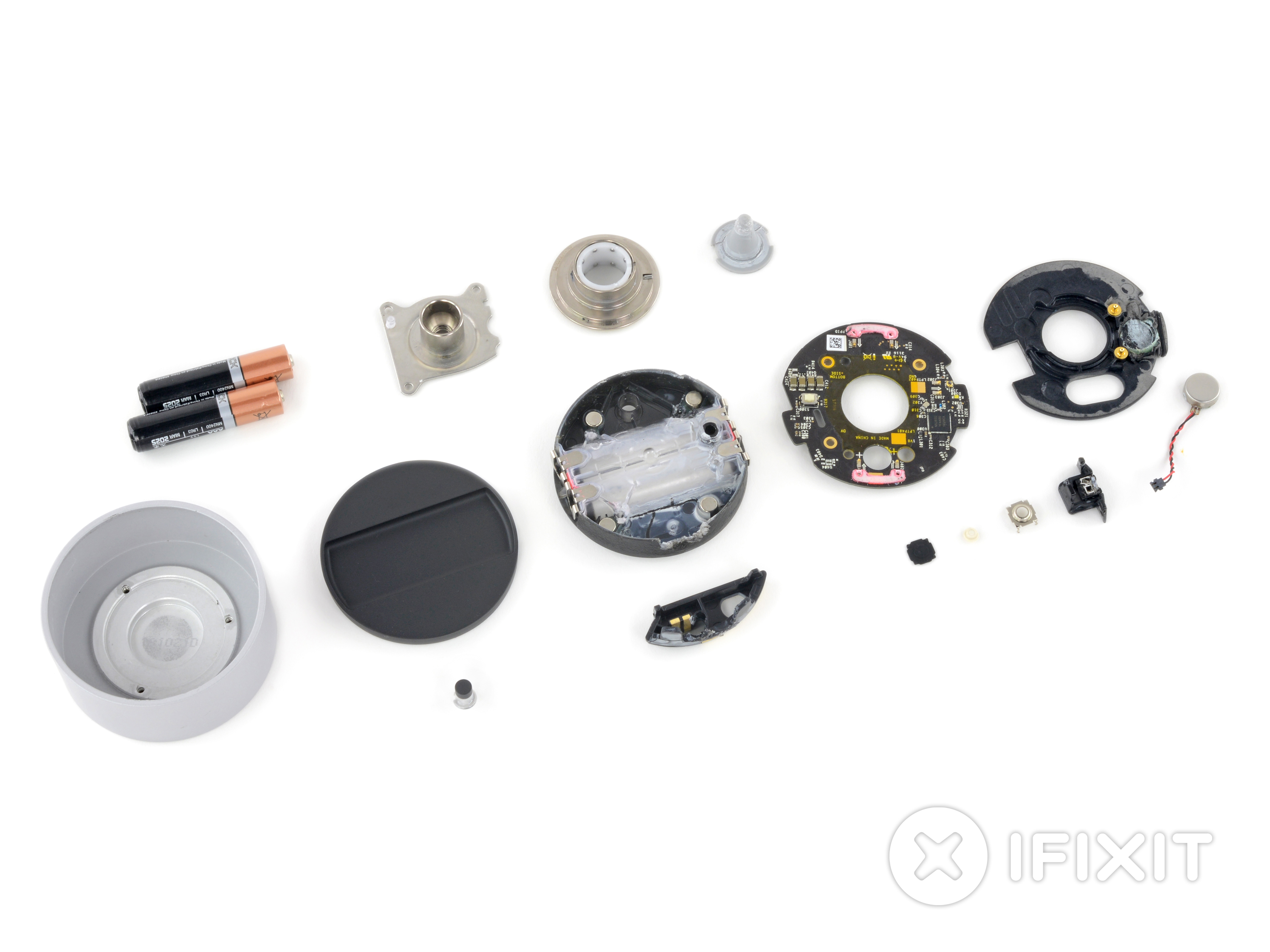 Microsoft Surface Dial iFixit teardown