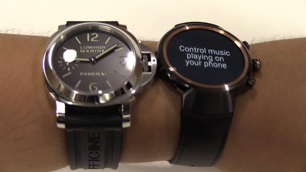 asus zenwatch 3 with snapdragon wear 2100 processor. Black Bedroom Furniture Sets. Home Design Ideas