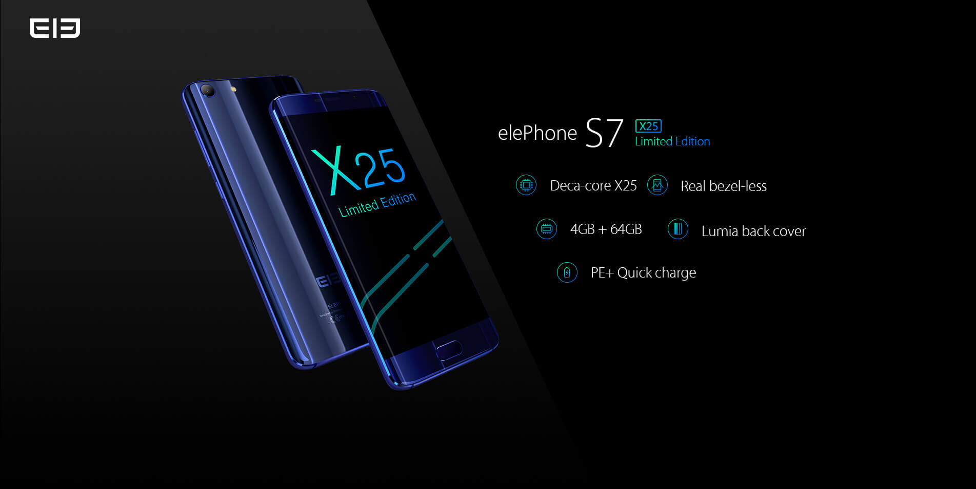 Elephone S7 Treasure edition