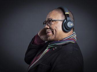 JBL E55BT Quincy Edition Wireless headphone