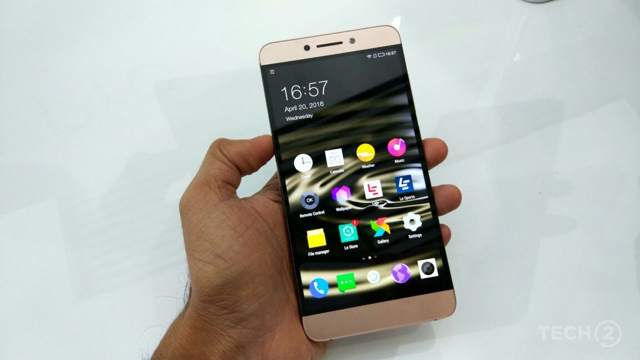 leeco le 2 with 64gb storage launched on snapdeal at rs 13999. Black Bedroom Furniture Sets. Home Design Ideas