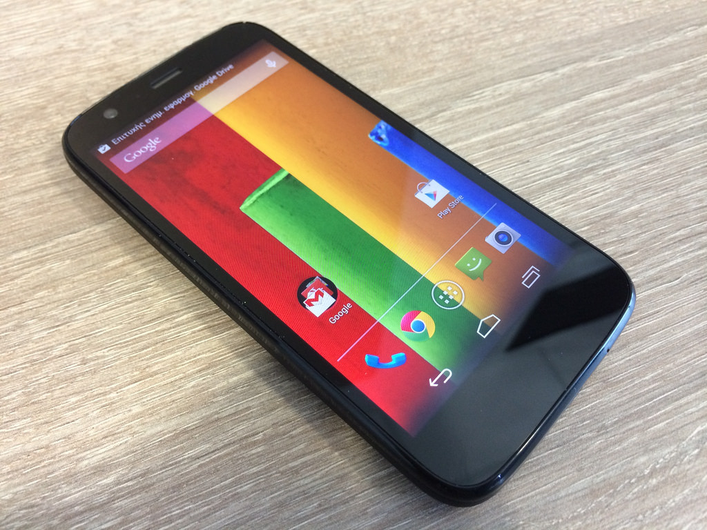 how to set up moto g5