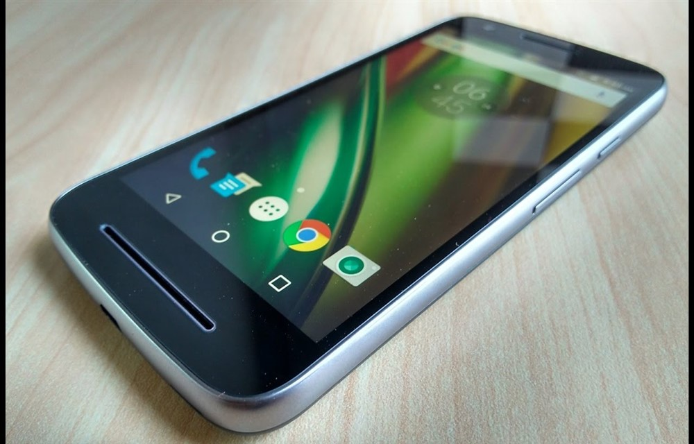 Moto E4 With Android 7 0 Nougat Surfaces On Geekbench