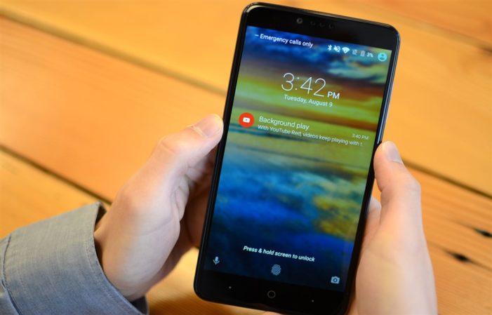 ZTE Z971 Smartphone Passes Through US FCC