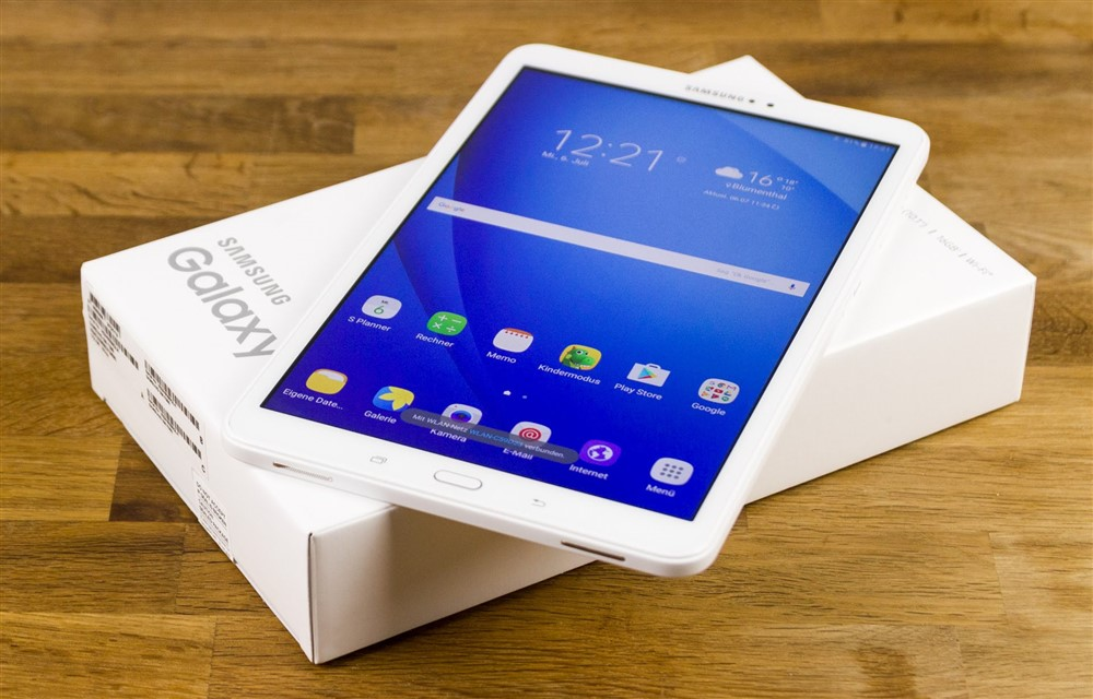 Samsung Galaxy Tab A 10.1 (2016) gets better with May ...