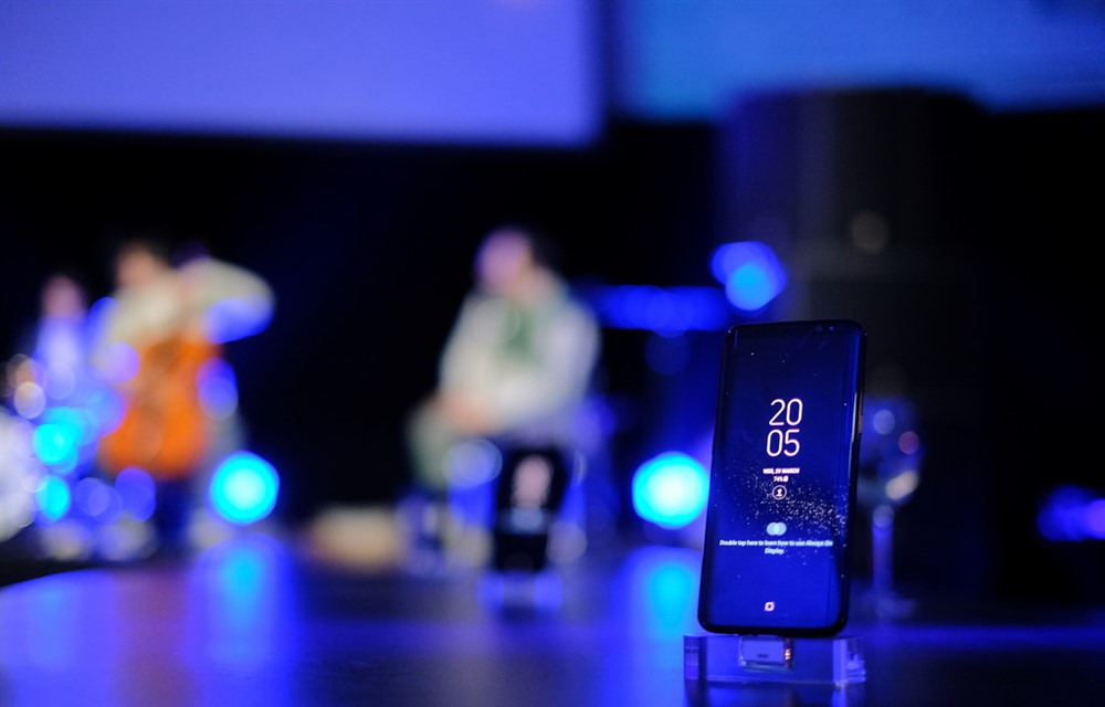Sprint Samsung Galaxy S8