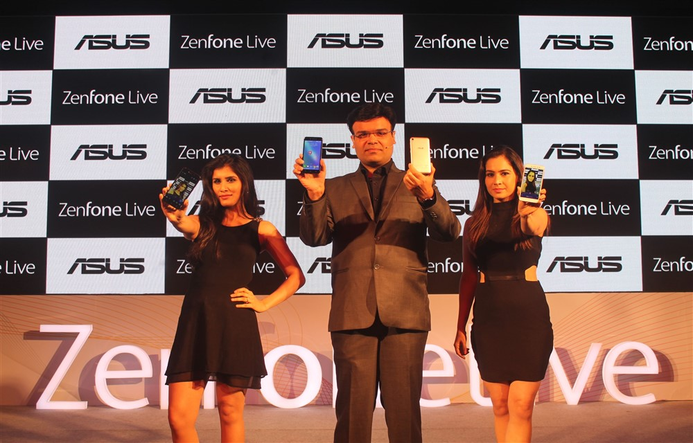 Zenfone Live Unveiling
